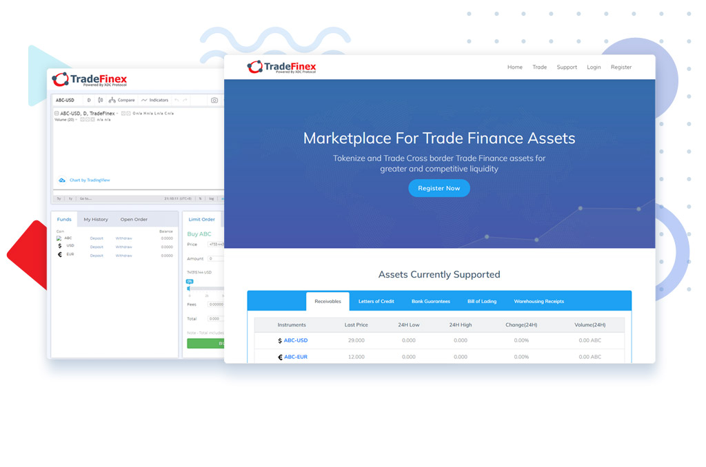 Marketplace for Trade Finance Assets